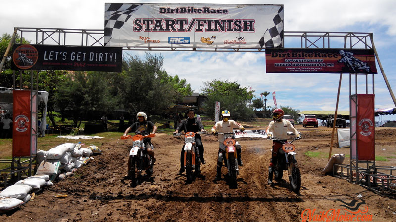 Dirtbike-race-BBMC-Tanah-Lot-