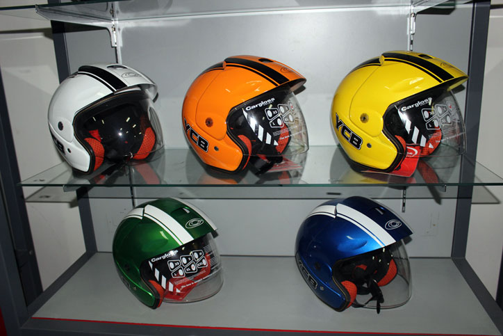 Helm-Cargloss-Indonesia
