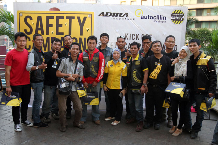 Adira Insurance Umumkan 10 Finalis Safety Campaign Award 2017