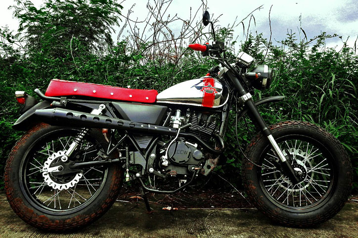 Cleveland cyclewerks ace deluxe scrambler ala lemb inc Cleveland motors inc