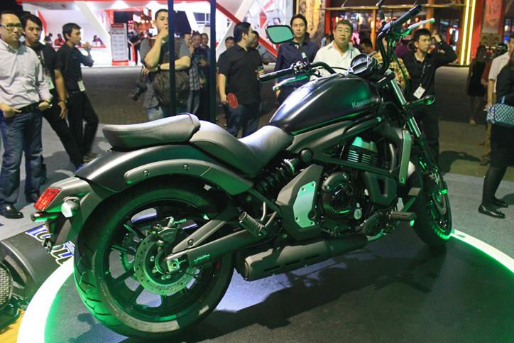 Dijual Rp 155 Juta Kawasaki Vulcan S Ditunggu 50 Pemesan
