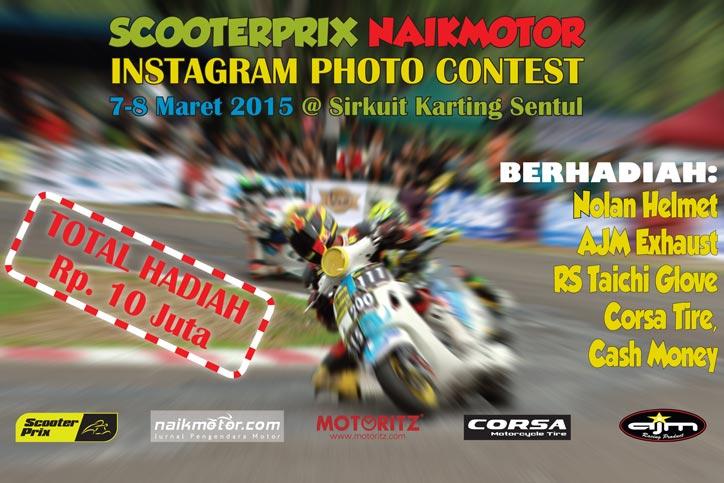 Scooterprix naikmotor photo contest