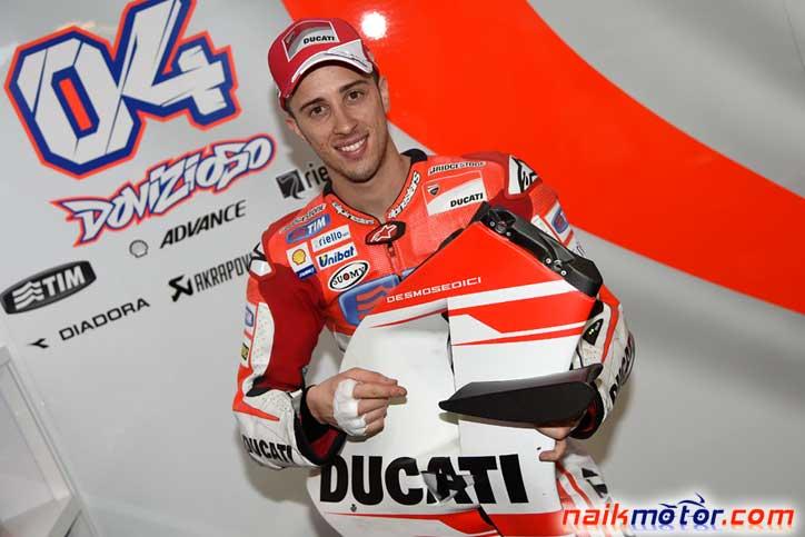 Winglet-Ducati