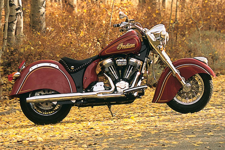 Indian Springfield 2003