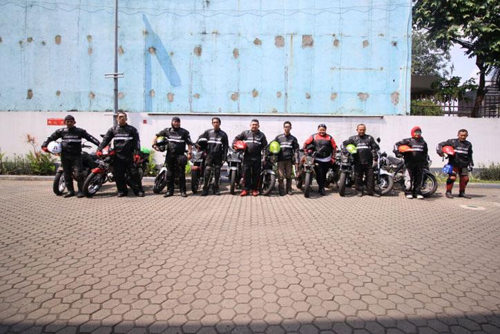 Shell Advance Ultra Miles Ajak 10 Motoris Keliling Jawa