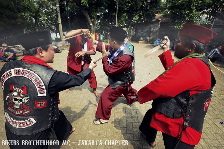 BBMC-Jakarta-Chapter-Silat-Beksi-Betawi_4