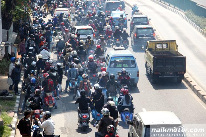 Pajak progresif kendaraan baru DKI jakarta