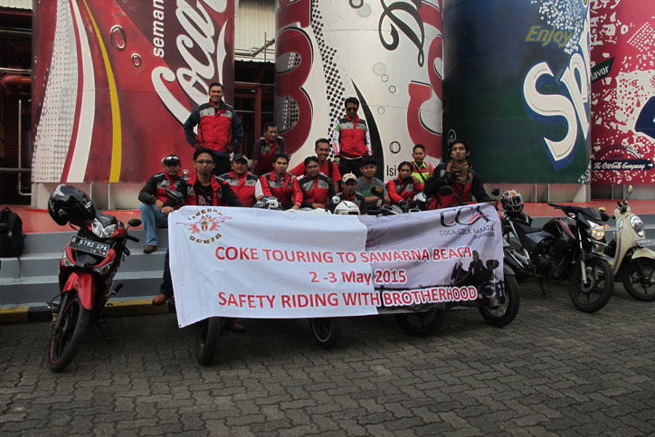 Touring-Karyawan-Coca-Cola-Sawarna