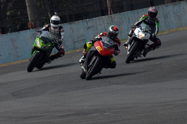 Kawasaki-Racing-Line