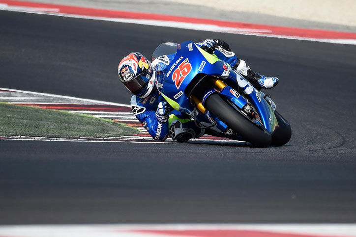 Suzuki-Jelang-MotoGP-Misano-2015