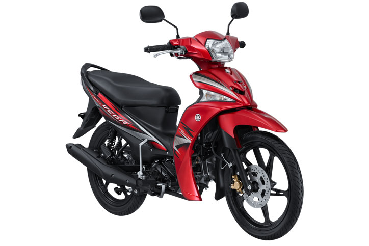 Harga Yamaha Vega Force Mulai Rp 12,950 Juta