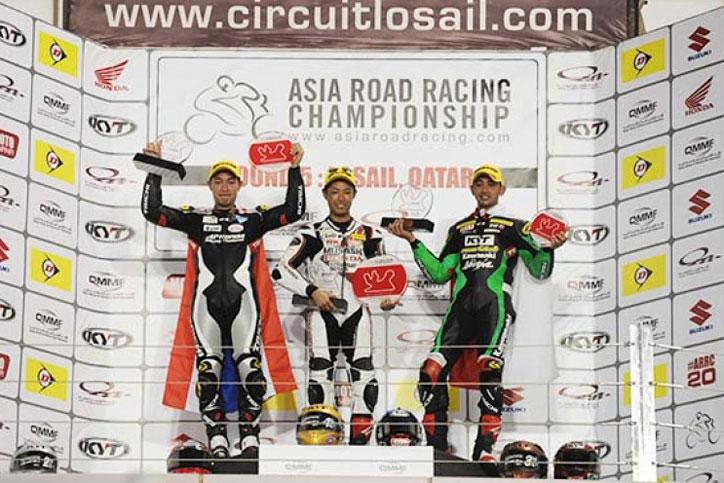 ARRC-Qatar-2015-Supersport-600-race1-Yudhistira