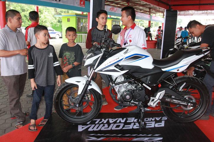 September 2015, Honda Kuasai 70,5% Pasar Sepeda Motor Nasional