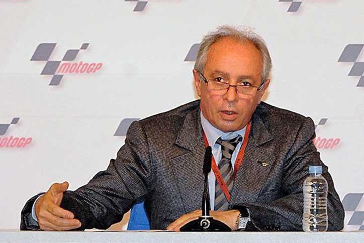 Vito-Ippolito-Presiden FIM-Rossi-Marquez