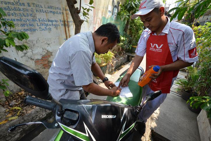 Wahana-Ritel-Honda-Mobile-Service