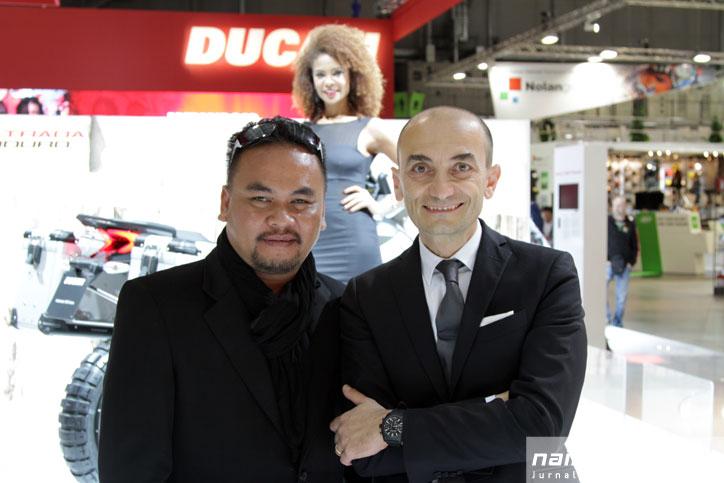 Claudio_Domenicali-CEO-DUCATI-EICMA