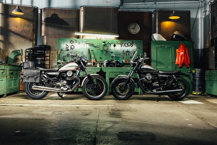 MotoGuzziV9Roamer&Bobberok