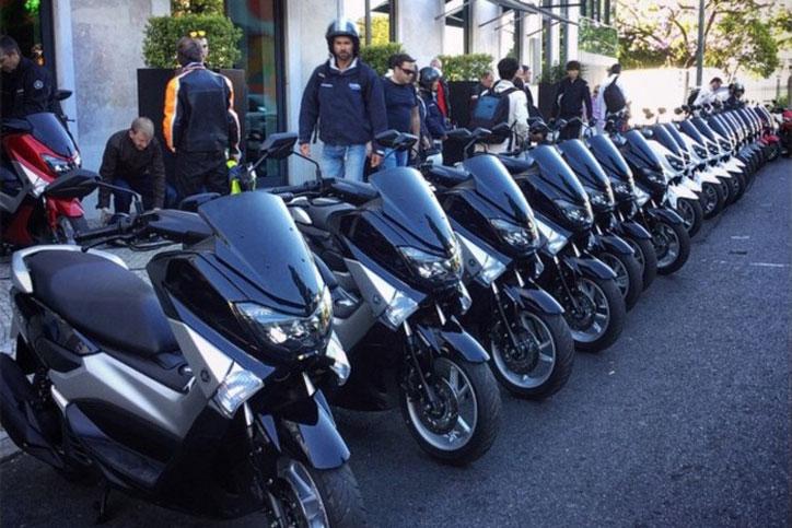 Yamaha-NMAX-tampak-di-sebuah-area-di-Lisbon-Portugal