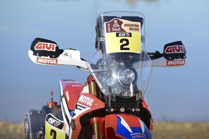 GIVI-HRC-Dakar-Rally-2016
