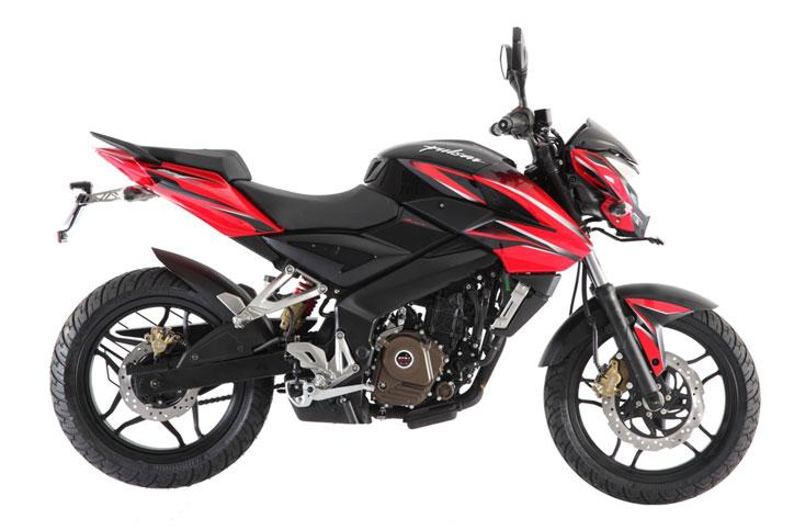 Kawasaki-Bajaj-Pulsar-200-NS-Red