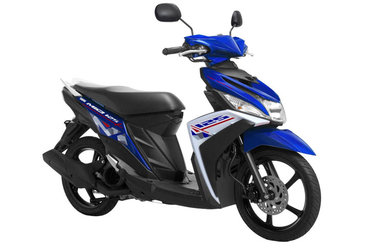 Daftar Motor Yamaha Terlaris 2016