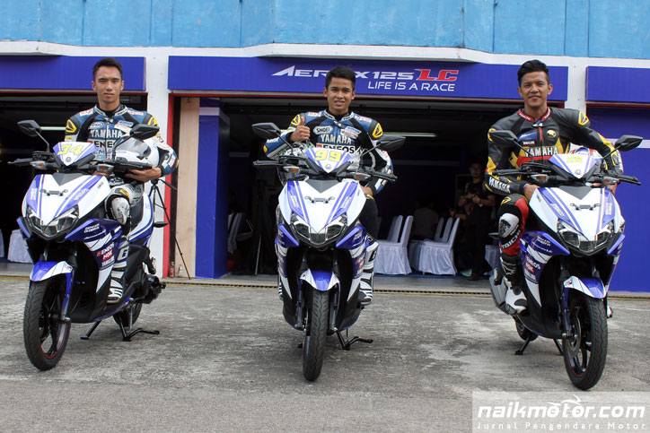 Yamaha-Aerox-125-LC-Paddock-Bike