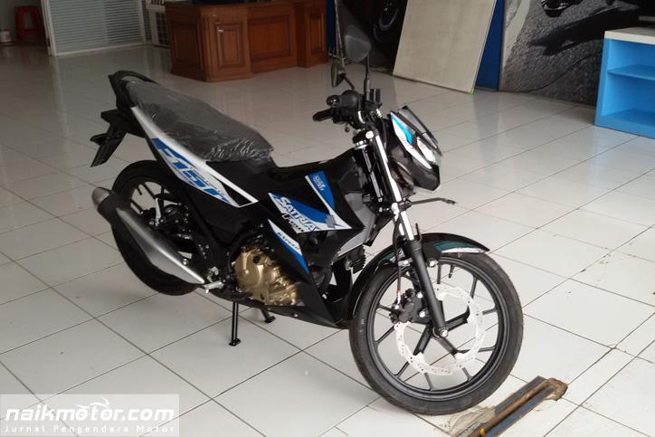 SuzukiSatriaF150FI-1