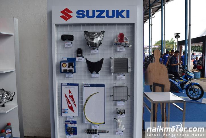 SuzukiSatriaF150FISukucadang