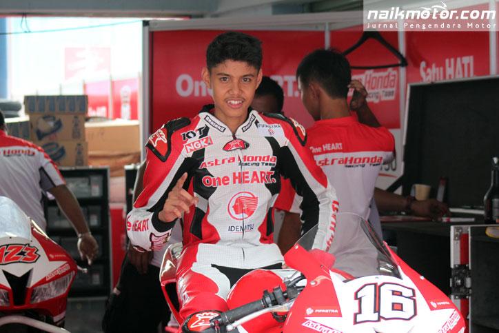 Irfan Ardiansyah Gantikan Dimas Ekky