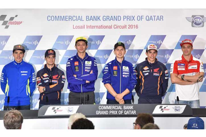 Preskon-MotoGP-Qatar-2016