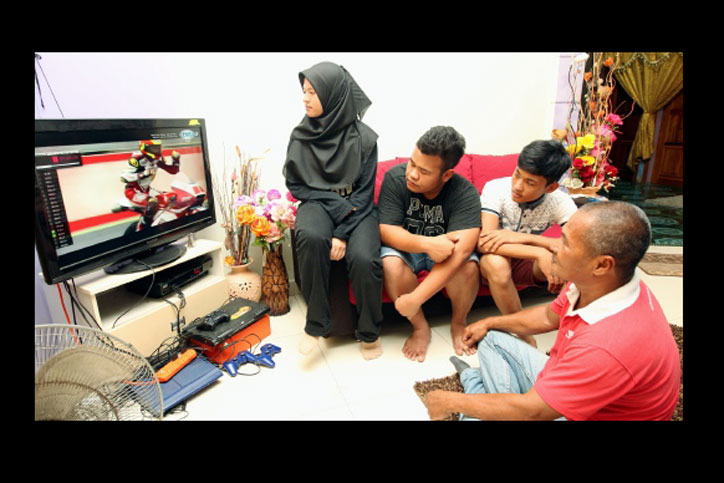 Khairul_Idham_family