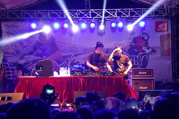 Aksi-Al-Ghazali_Honda_Infastion_Tangerang