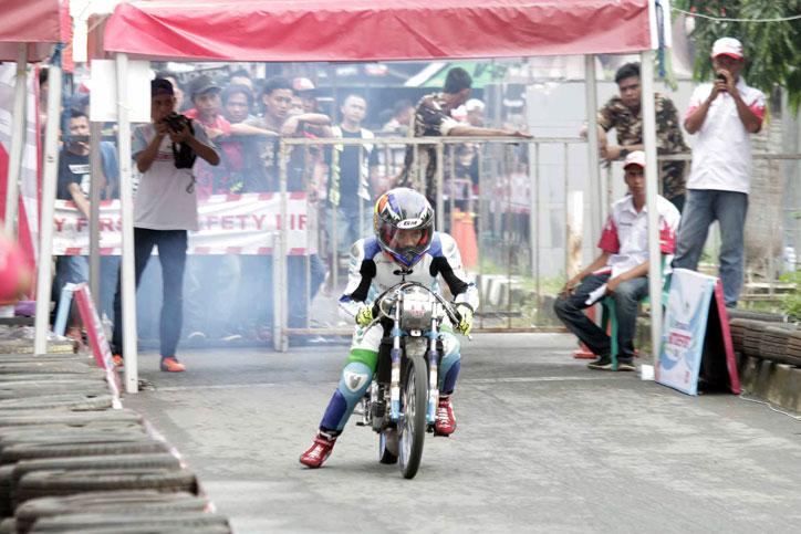 Pertamax Drag Bike Championship 2016