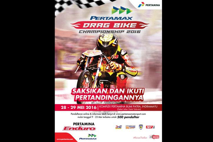 Pertamax-Drag-Bike-Champioship-2016---Indramayu