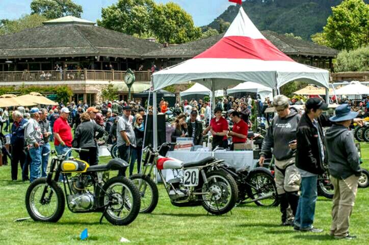 Quail Classic Bike Show