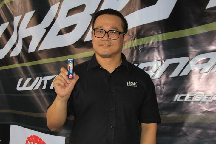 Agus_Tan_GM_Sales_NGK_BUsi_Indonesia