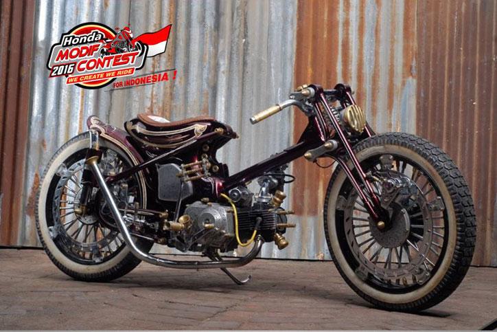 Honda_Modif_Contest_Bali_2016