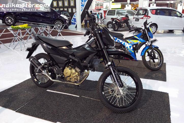 Jakarta_fair_kemayoran_2016_Suzuki_F150_Trail