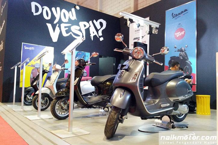 Paket Aksesori gratis untuk Pembelian Piaggio dan Vespa