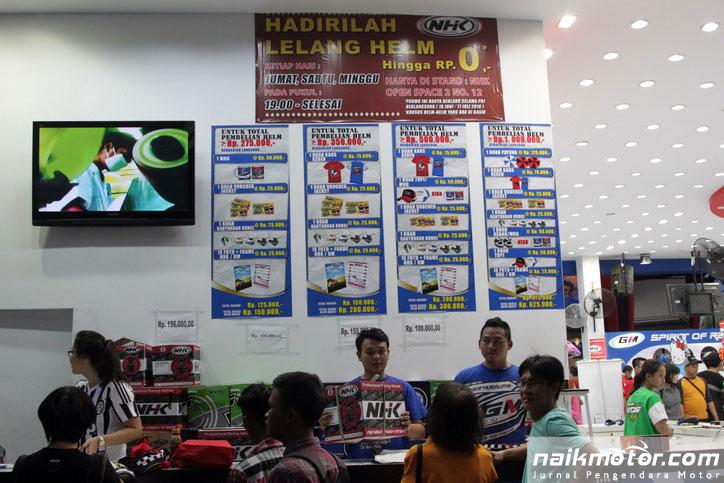 Lelang_helm_NHK_Jakarta_Fair_2016
