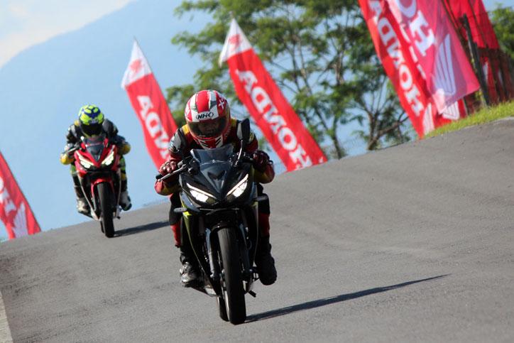 Trackday_All_New_Honda_CBR150R_Bukit_Peusar
