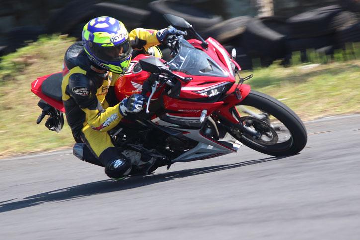 Trackday_All_New_Honda_CBR150R_Bukit_Peusar_1