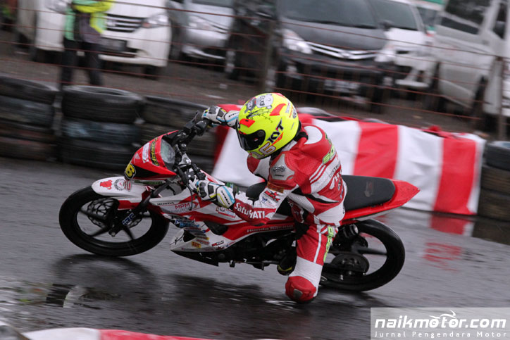 Hasil QTT Honda Dream Cup 2016 Cimahi