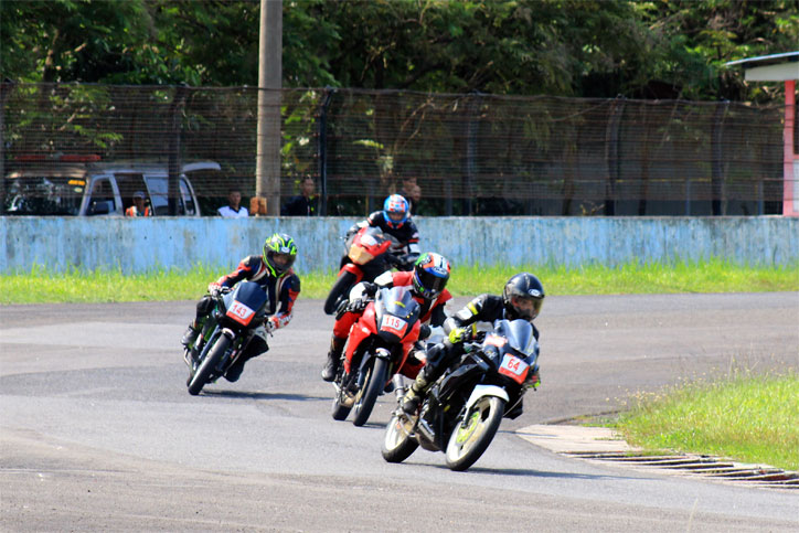 Indonesia Track days Series