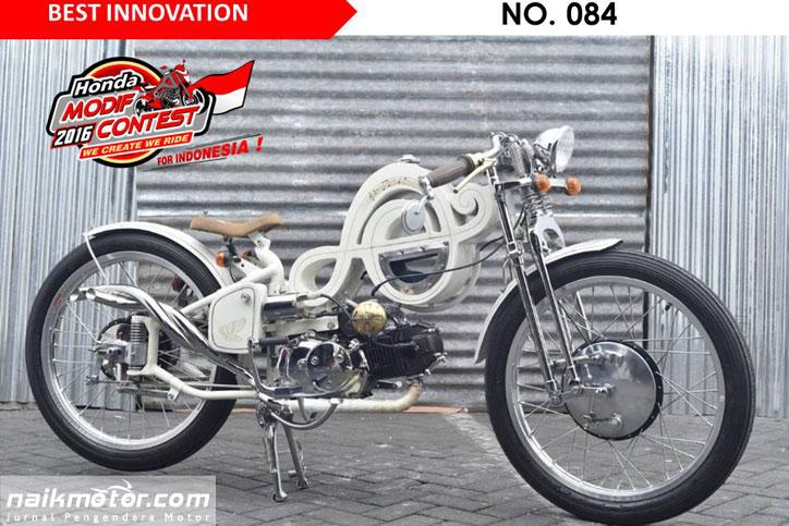 Honda Modif Contest 2016 Surabaya