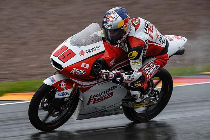 juara moto3 jerman
