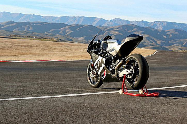 Motor KTM Moto2