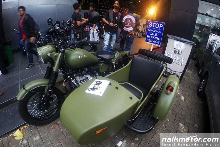 Motor Ural