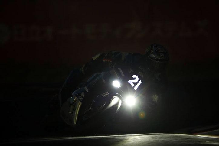 Juara Suzuka 8 hours Endurance 2016