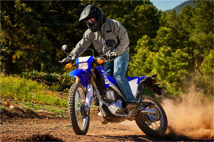 New Yamaha WR250R